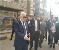 صور| لحظة وصول مرتضى منصور لينضم إلى هيئة الدفاع عن شهيد الشهامة