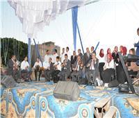سوهاج تنظماحتفالية «زهرة الحياة» لتنشيط السياحة أمام معبد ابيدوس