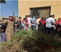 خدمة طبية مجانية لـ 1394 مواطن بقرى«دار السلام» و«المنشاة» بسوهاج