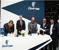 صور  «مصر للطيران» و«بوينج» يوقعان اتفاقية شراكة جديدة في مجال الدعم الفني