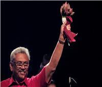 مفوضية الانتخابات في سريلانكا تعلن فوز راجاباكسه بالرئاسة