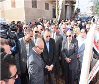 جامعة الزقازيق تحتفل بتطوير قرية «تل روزن»