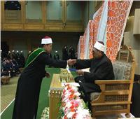عميد أصول الدين: الأزهر طوق نجاة للبشرية جمعاء والوافدون رسل سلام