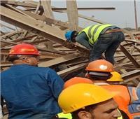 عاجل| التفاصيل الكاملة لحادث انهيار برج كهرباء بأوسيم