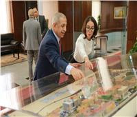 قنصل فرنسا: مشروعات مشتركة في مجال النقل بالإسكندريةالعام المقبل