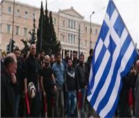 اليونانيون يستعدون لمسيرة في ذكرى الانتفاضة الطلابية عام 1973