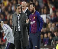 برشلونة: نتواصل مع ميسي لتمديد عقده.. وفالفيردي يملك قرار استمراره
