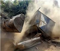 محافظ القليوبية: تنفيذ 502 حالة تعدي على أراضى أملاك الدولة