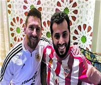 «آل الشيخ» يروي موقفا حدث مع ميسي في فندق إقامة الأرجنتين