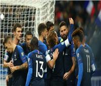 جريزمان يقود هجوم فرنسا أمام ألبانيا في تصفيات «يورو 2020»