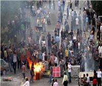 إيران: إحراق مقر لـ«قوات الباسيج» في منطقة ملارد غرب طهران
