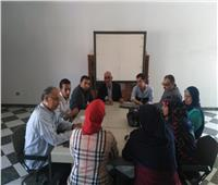 اللجنة التنسيقية للسكان بأسيوط تناقش الخطة التنفيذية خلال الفترة القادمة