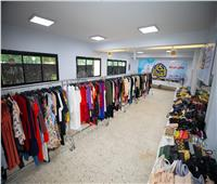 «تحيا مصر» ينظم معرضا بجامعة عين شمس لتوزيع ملابس جديدة للطلاب الأولى بالرعاية