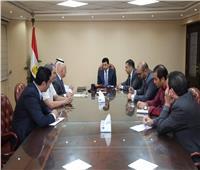 وزير الرياضة يناقش استعدادات ماراثون زايد الخيري