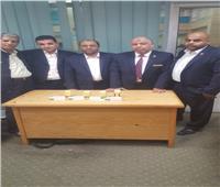 جمارك مطار برج العرب تحبط تهريب أدوية وأقراص مخدرة