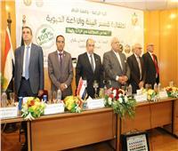 صور| وزير الزراعة يكرم عددا من علماء البحث العلمي الزراعي