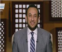 فيديو| رمضان عبدالمعز يدعو لمصر والرئيس السيسى