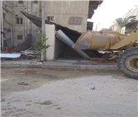 حصيلة استرداد أملاك أراضي الدولة بالمنطقة الجنوبية في القاهرة