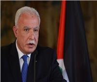 خاص| وزير خارجية فلسطين: القرار الأمريكي حول المستوطنات «مُخالف للقانون الدولي»