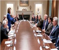 ترامب: بيلوسي «المجنونة» تريد تغيير نظامنا الانتخابي