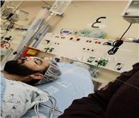 شاهد| معاذ عمارنة يكشف تفاصيل حالته الصحية بعد استئصال عينه اليسرى