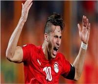 نوبة بكاء لرمضان صبحي بعد تأهل مصر لأولمبياد طوكيو 2020