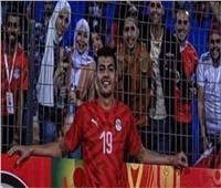 عبد الرحمن مجدي: التأهل مجهود عام ونصف.. ولا ننظر لدقائق المشاركة