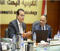 «عبد الغفار» يطلق برنامج رفع كفاءة معامل الأبحاث في الجامعات الحكومية