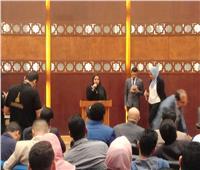 «طلاب من أجل مصر» بجامعة السويس تشارك في المنتدى الثاني لرابطة أزهري