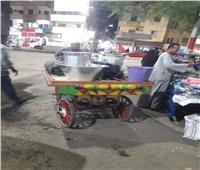 محافظ سوهاج يقود «ليلاً» حملة إزالة فورية لبناء مخالف على حرم النيل
