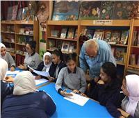 الأساطير والأدب العالمي بمكتبة طفل المعادي