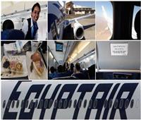 قصة «40 دقيقة» من المعايشة لرحلة طيران من «القاهرة» إلى «شرم الشيخ»
