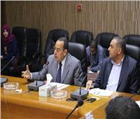 «شوشه» يؤكد على سرعة الانتهاء من مشروعات الخطة الاستثمارية بسيناء