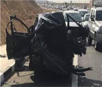 إصابة اثنين في حادث سير بطريق «نجع حمادي الألومنيوم»