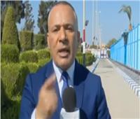 أحمد موسى من «برج العرب»: «لا توجد دولة بالعالم تسمح بزيارة وفود للسجون سوى مصر»