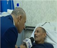 مريض بمستشفى سجن برج العرب: الرعاية الطبية متميزة ويتم توفير العلاج بشكل دوري