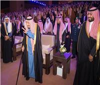 صور| الملك سلمان يرعى حفل تدشين «بوابة الدرعية»