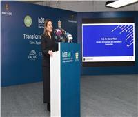 سحر نصر: نتعاون مع البنك الإسلامي للتنمية في المشروعات الصغيرة والمتوسطة