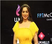 هبة مجدي «أميرة ديزني» في مهرجان القاهرة السينمائي