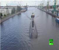 شاهد| إكتمال اختبارات غواصة روسية جديدة متطورة