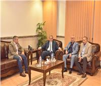وزير القوى العاملة يصل أسيوط لافتتاح فعاليات الملتقى التوظيفي