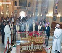 كنيسة سانت فاتيما للكلدان الكاثوليك تستقبل رفات القديسة تريزا