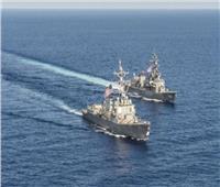 مدمرتان أمريكيتان تبحران بمياه متنازع عليها في بحر الصين الجنوبي