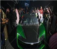 صور| تعرّف على مواصفات «سيارة 2030» التي صُممت خصيصًا لـ«موسم الرياض»