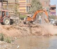 """""""الري"""": إزالة 1857 حالة تعد على نهر النيل ومنافع الري"""