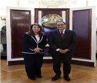 رئيس الوزراء: غادة والي تركت بصمة واضحة وإنجازات ملموسة في منصبها الحكومي