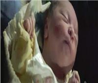 إيداع طفل عمره يوم عثر عليه بالشارع بحضانة في مستشفى الزقازيق