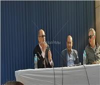 شريف عرفة: سعيد بجائزة مهرجان القاهرة السينمائي
