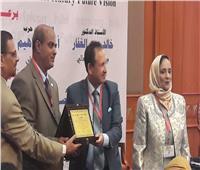 المؤتمر الدولي للطفل العربي والإفريقي يكرم المستشار محمد خفاجي