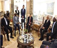 «الخارجية» تنظم زيارة لمجموعة من السفراء الأجانب إلى قناة السويس